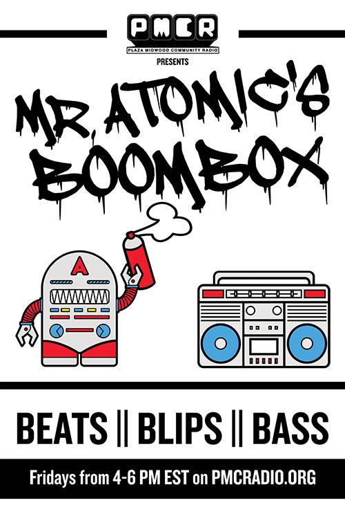 Mr Atomic - TapeMix DJ